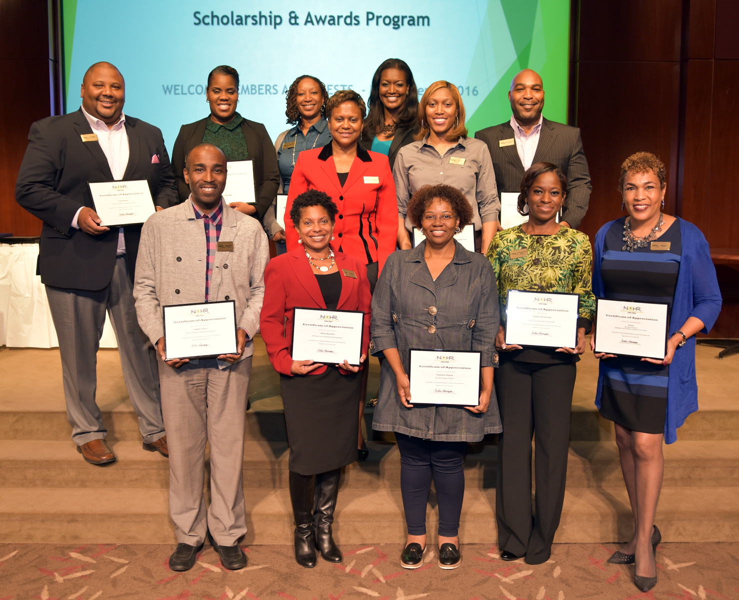 Naaahr national association of african americans in human resources we are committed to supporting hr leaders who know the benefits of certification phrsphr also future hr leaders completing their undergraduate or xflitez Choice Image