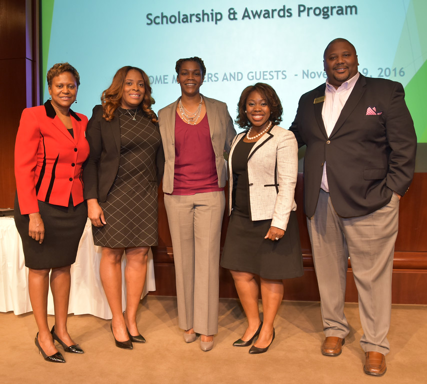 2016 Scholarship Recipients & Board