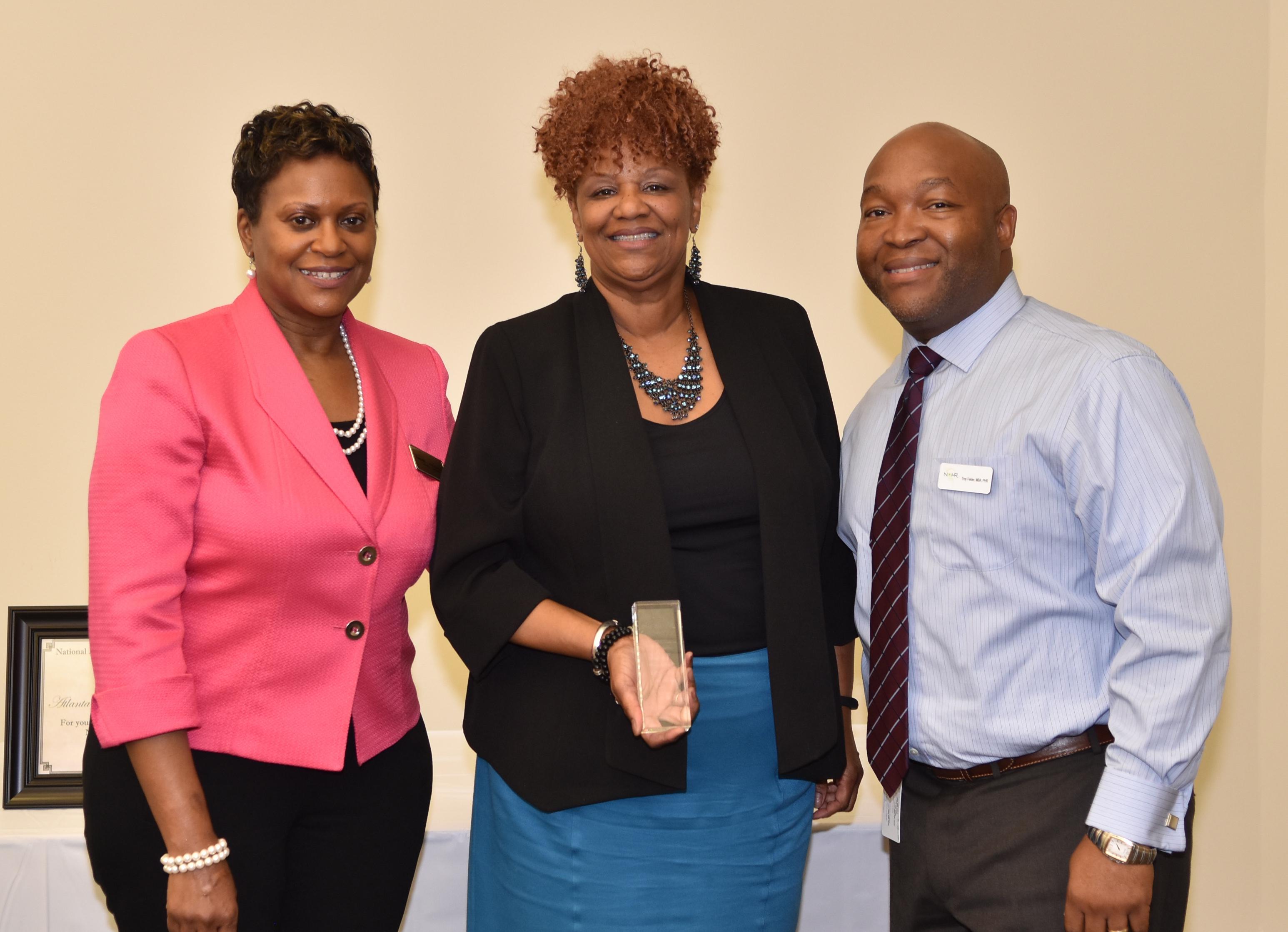 November Speaker Award