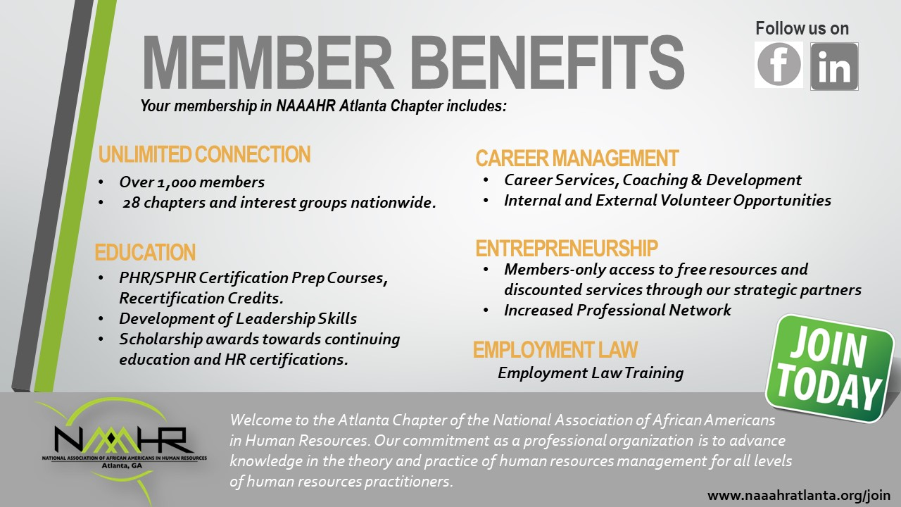 Naaahr National Association Of African Americans In Human Resources